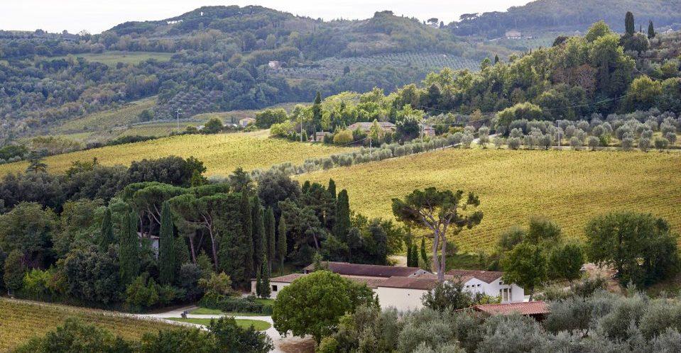 Italy, Tuscany, Montepulciano, Wine Region